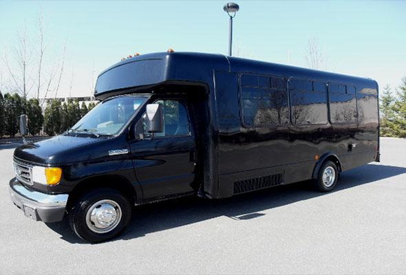18 Passenger Party Buses Atlanta