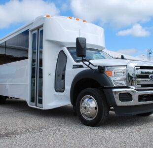 22 Passenger Party Bus Rental Atlanta Georgia