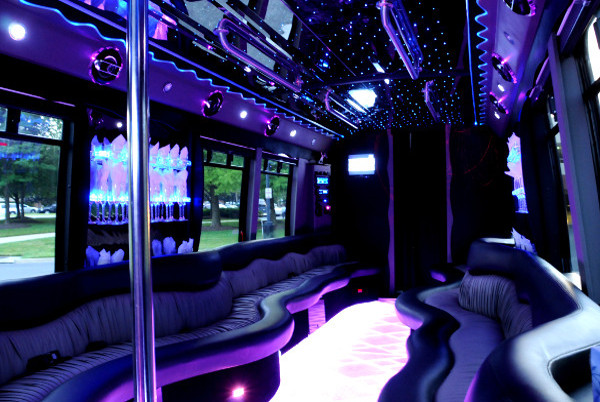 22 Seater Party Bus Atlanta GA