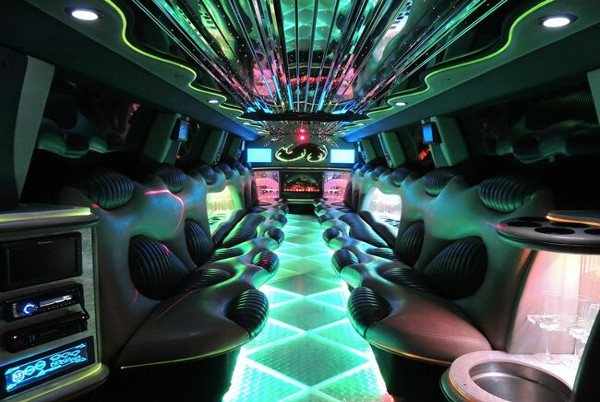 Hummer Limo Near Atlanta
