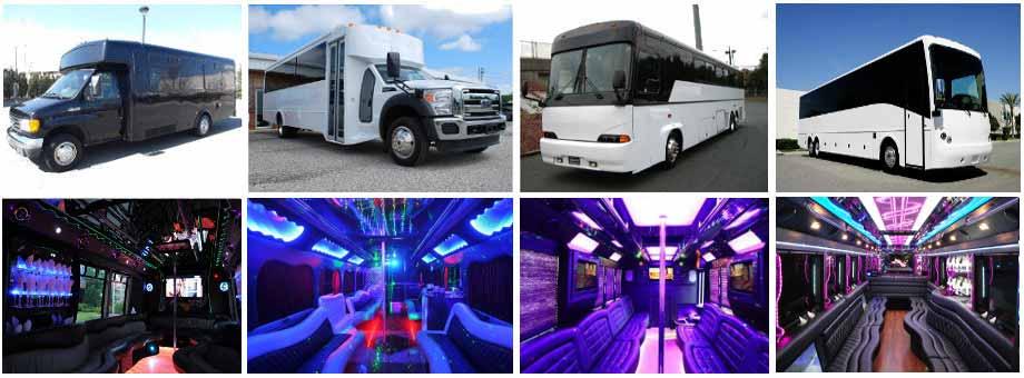 Party buses Atlanta