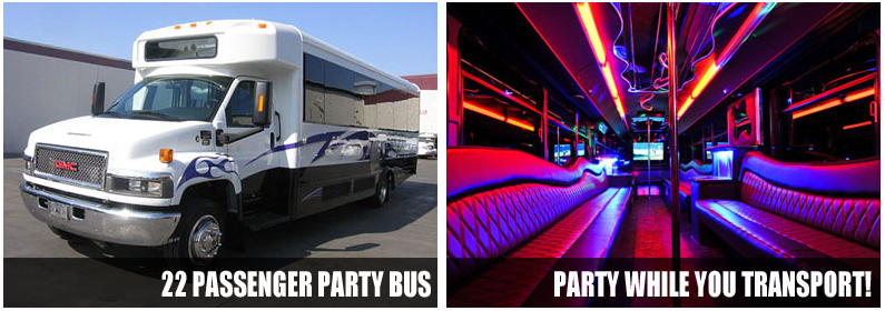 party bus rentals Atlanta