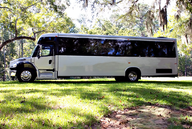 Atlanta 40 Person Shuttle Bus